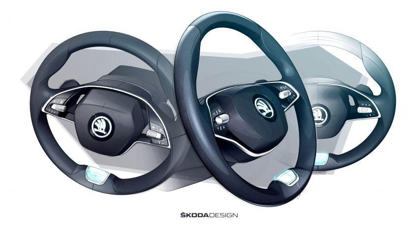 New Skoda Octavia – bigger, more tech, new iV PHEV Image #1044978