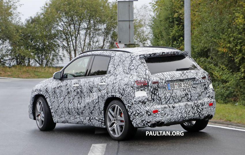Next-gen Mercedes-Benz GLA teased – Dec 11 debut Image #1051070