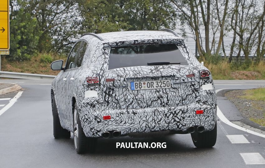 Next-gen Mercedes-Benz GLA teased – Dec 11 debut Image #1051074