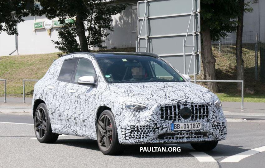 Next-gen Mercedes-Benz GLA teased – Dec 11 debut Image #1051078
