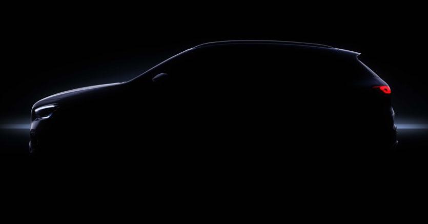 Next-gen Mercedes-Benz GLA teased – Dec 11 debut Image #1051023