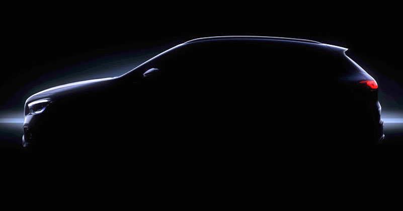 Next-gen Mercedes-Benz GLA teased – Dec 11 debut Image #1051319