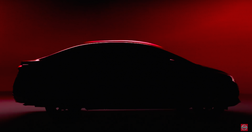 New Nissan Almera launching in Thailand next week Image #1043553