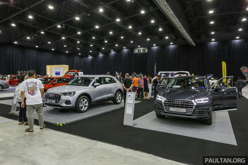PACE 2019 – Full Audi Q SUV house here, plus A5 Sportback – lucky draw with grand prize worth RM40k Image #1039492