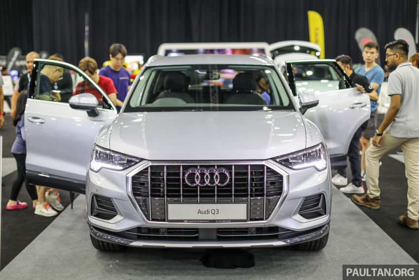 PACE 2019 – Full Audi Q SUV house here, plus A5 Sportback – lucky draw with grand prize worth RM40k Image #1039493
