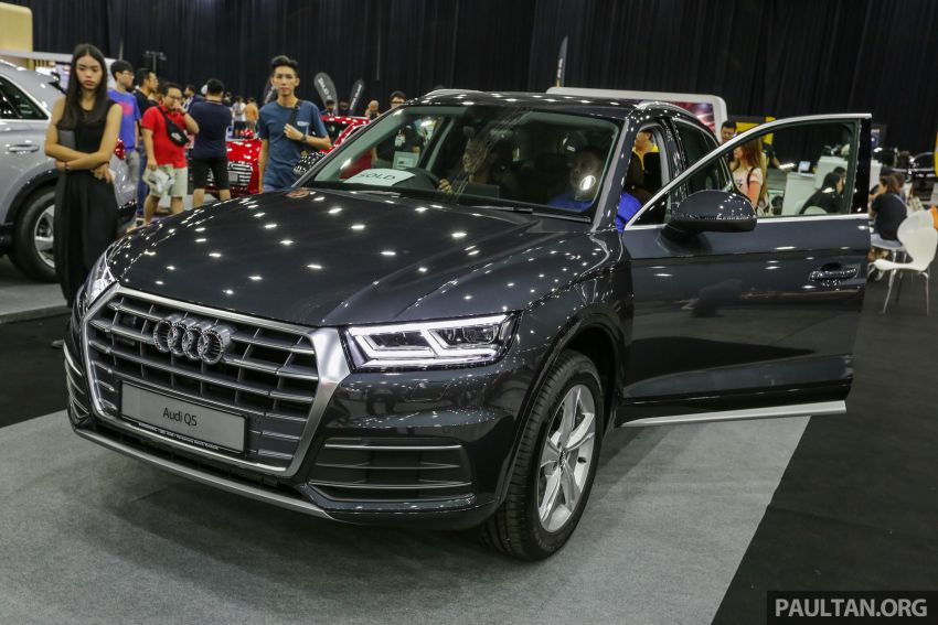 PACE 2019 – Full Audi Q SUV house here, plus A5 Sportback – lucky draw with grand prize worth RM40k Image #1039495