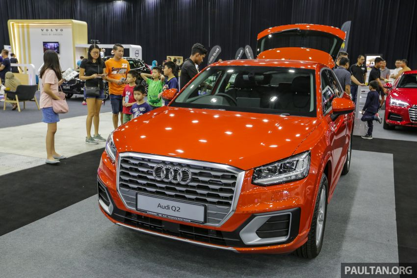 PACE 2019 – Full Audi Q SUV house here, plus A5 Sportback – lucky draw with grand prize worth RM40k Image #1039498