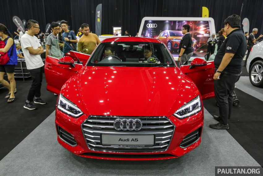 PACE 2019 – Full Audi Q SUV house here, plus A5 Sportback – lucky draw with grand prize worth RM40k Image #1039499