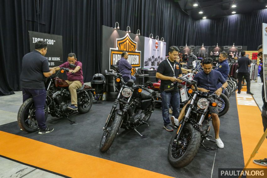 PACE 2019 – Buy a Harley-Davidson FXDR, Sportster and get free accessories; off-season merch 40% off! Image #1039510