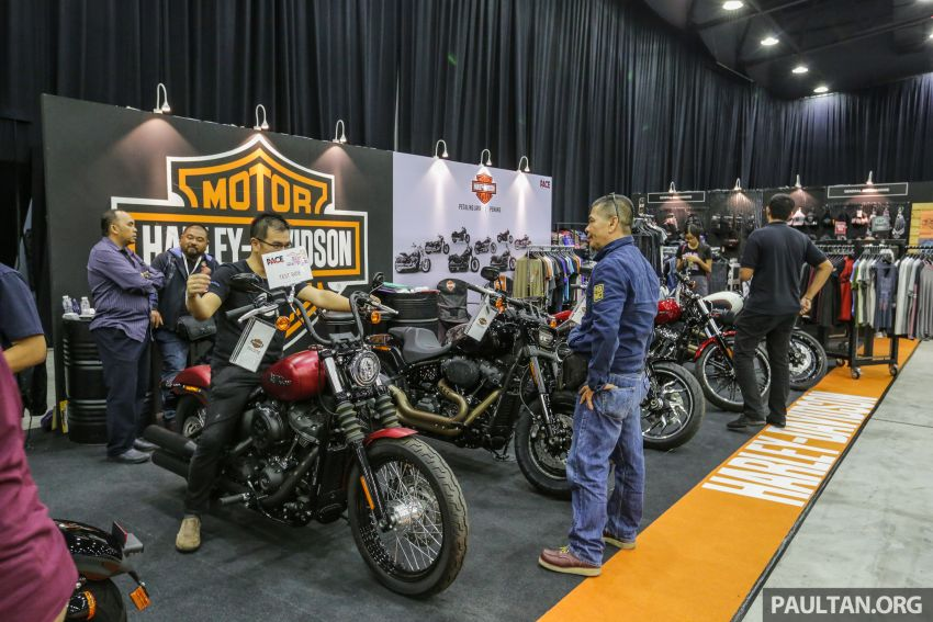 PACE 2019 – Buy a Harley-Davidson FXDR, Sportster and get free accessories; off-season merch 40% off! Image #1039511