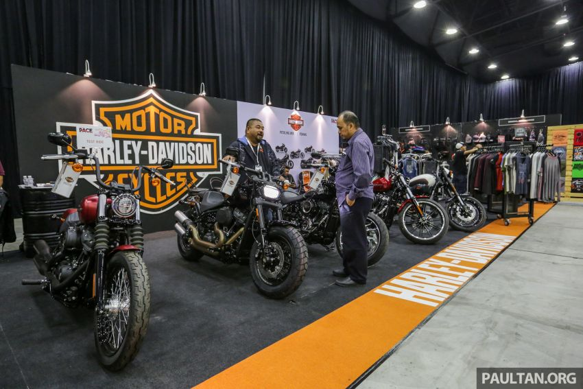 PACE 2019 – Buy a Harley-Davidson FXDR, Sportster and get free accessories; off-season merch 40% off! Image #1039512