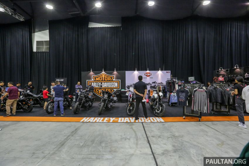 PACE 2019 – Buy a Harley-Davidson FXDR, Sportster and get free accessories; off-season merch 40% off! Image #1039513