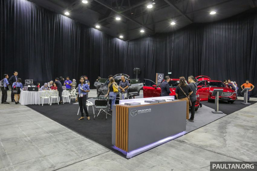 PACE 2019 – Mazda SUVs on display; enjoy attractive deals on pre-owned vehicles, exclusive merchandise Image #1039482
