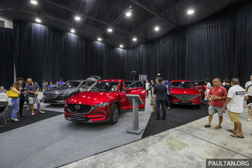 PACE 2019 – Mazda SUVs on display; enjoy attractive deals on pre-owned vehicles, exclusive merchandise Image #1039483