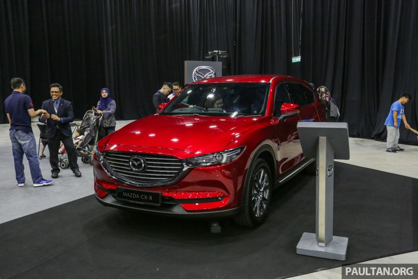 PACE 2019 – Mazda SUVs on display; enjoy attractive deals on pre-owned vehicles, exclusive merchandise Image #1039484