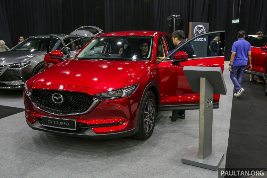 PACE 2019 – Mazda SUVs on display; enjoy attractive deals on pre-owned vehicles, exclusive merchandise Image #1039486