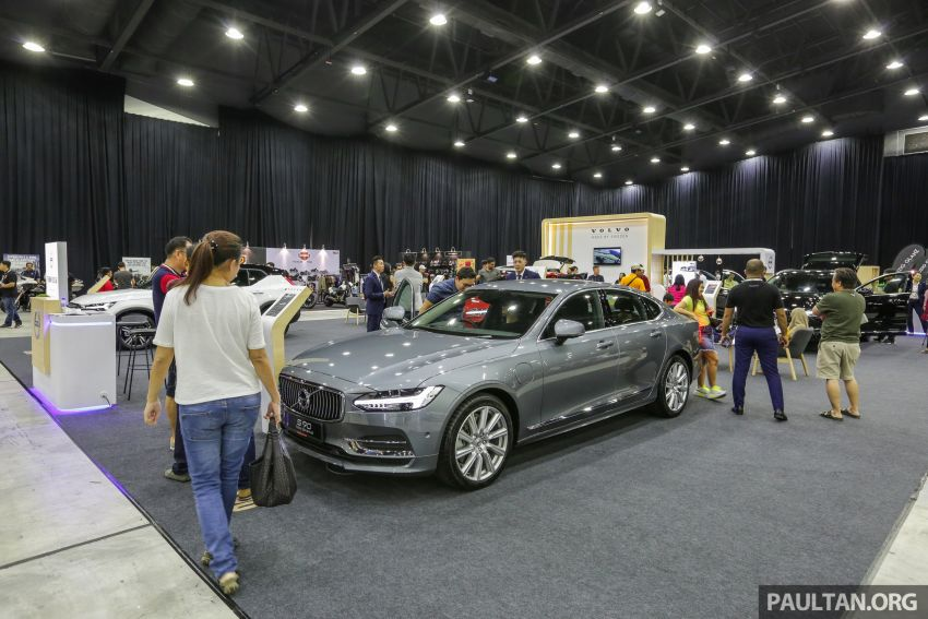 PACE 2019 – Volvo S60 T8 Twin Engine on display; save up to RM70k on pre-owned, new cars get VSA5+! Image #1039622