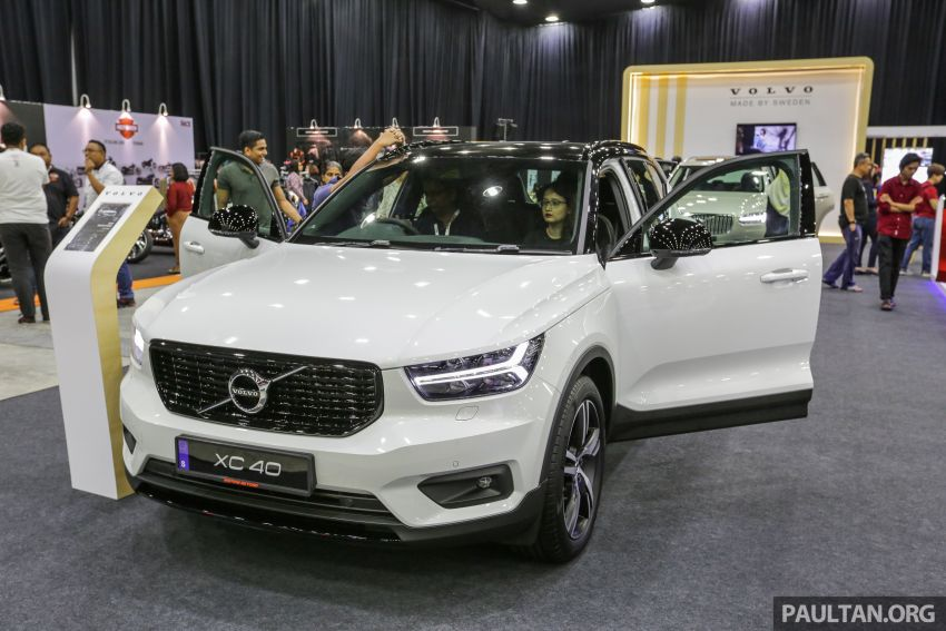 PACE 2019 – Volvo S60 T8 Twin Engine on display; save up to RM70k on pre-owned, new cars get VSA5+! Image #1039623