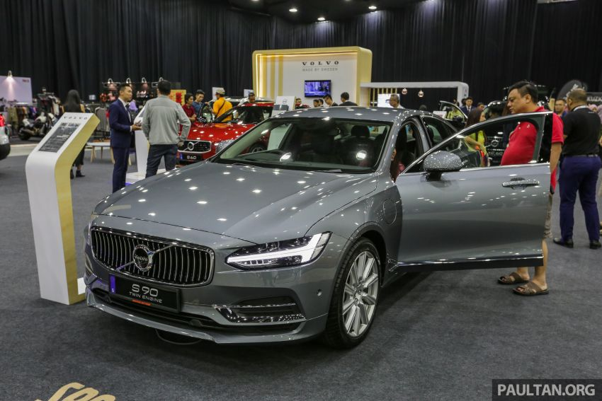 PACE 2019 – Volvo S60 T8 Twin Engine on display; save up to RM70k on pre-owned, new cars get VSA5+! Image #1039624