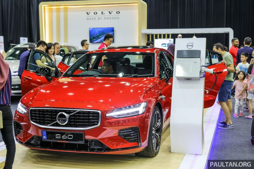 PACE 2019 – Volvo S60 T8 Twin Engine on display; save up to RM70k on pre-owned, new cars get VSA5+! Image #1039626