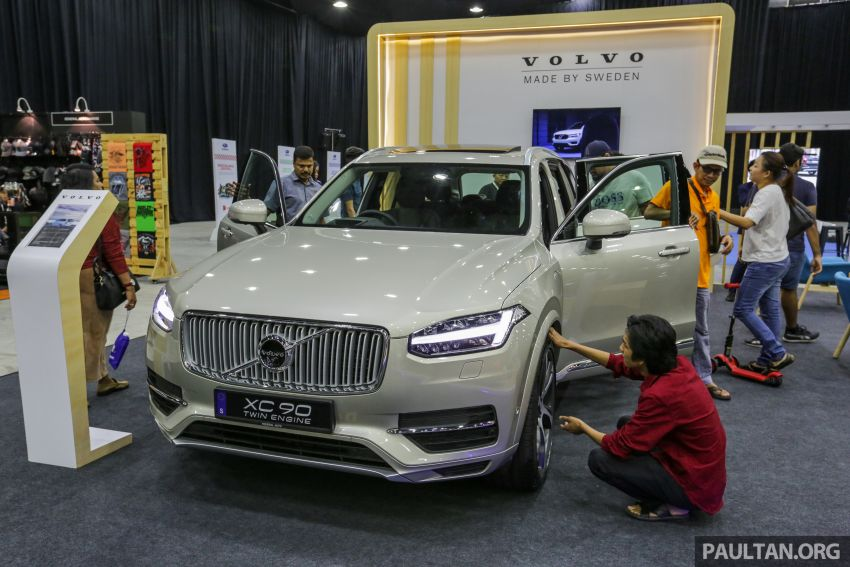 PACE 2019 – Volvo S60 T8 Twin Engine on display; save up to RM70k on pre-owned, new cars get VSA5+! Image #1039627