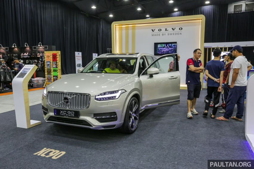 PACE 2019 – Volvo S60 T8 Twin Engine on display; save up to RM70k on pre-owned, new cars get VSA5+! Image #1039628
