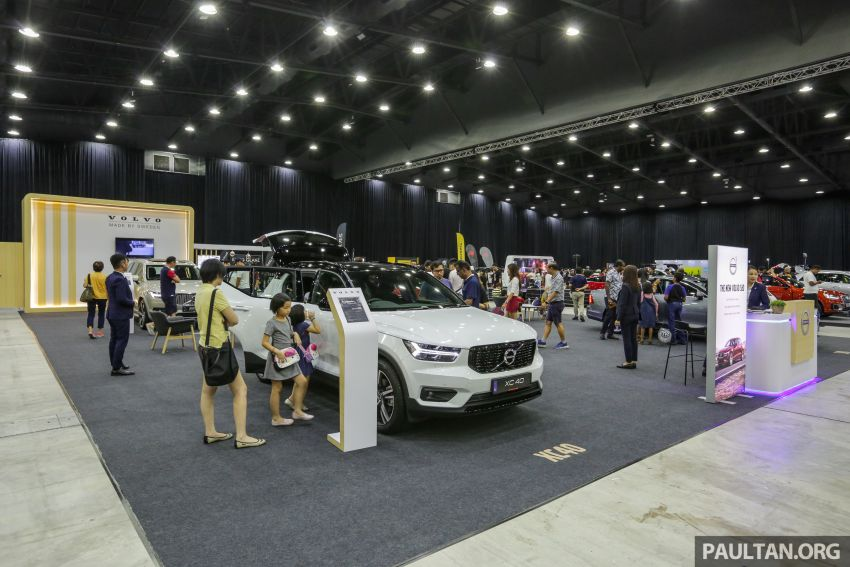PACE 2019 – Volvo S60 T8 Twin Engine on display; save up to RM70k on pre-owned, new cars get VSA5+! Image #1039629