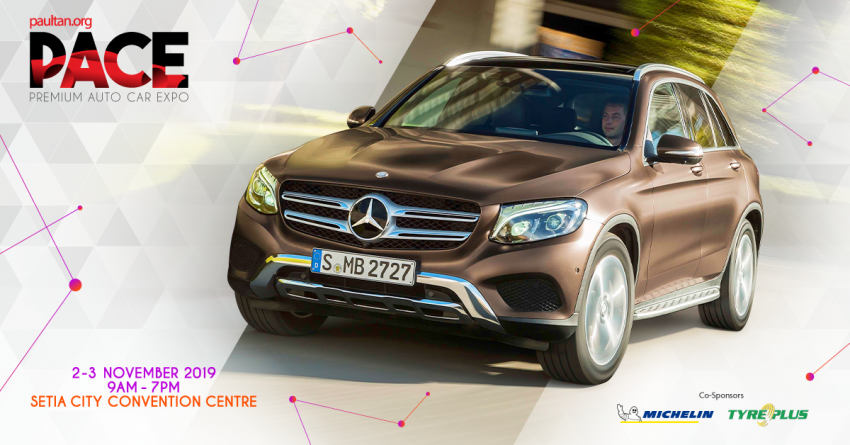 PACE 2019 – Book a Mercedes-Benz C200 or GLC200 and enjoy Star Agility Care, only with Hap Seng Star Image #1038157
