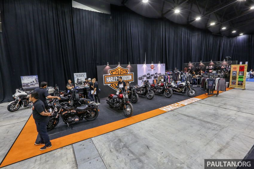 PACE 2019 – Buy a Harley-Davidson FXDR, Sportster and get free accessories; off-season merch 40% off! Image #1039515