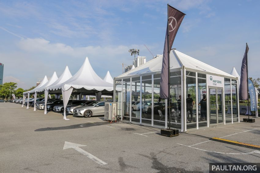 PACE 2019 – Plenty of deals on Mercedes-Benz cars at Hap Seng Star, chance to win 100g of 999.9 fine gold Image #1038890