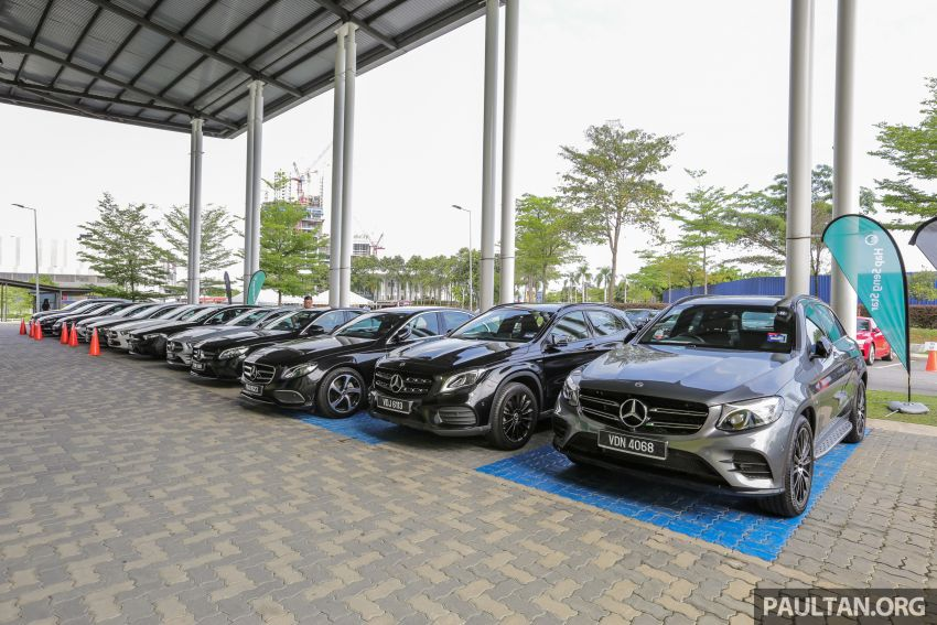 PACE 2019 – Plenty of deals on Mercedes-Benz cars at Hap Seng Star, chance to win 100g of 999.9 fine gold Image #1038888