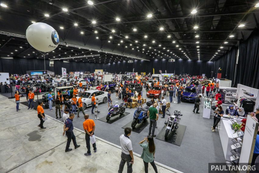 <em>paultan.org</em> PACE 2019 – 399 vehicles worth over RM91.5 million sold, 22k visitors over two days! Image #1044174