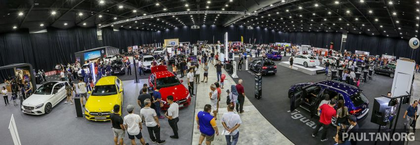 <em>paultan.org</em> PACE 2019 – 399 vehicles worth over RM91.5 million sold, 22k visitors over two days! Image #1044183