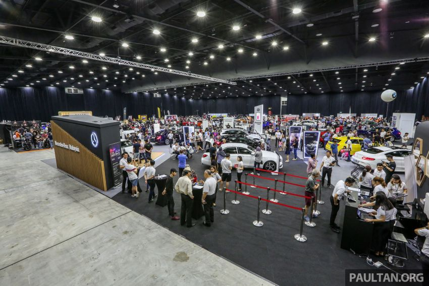 <em>paultan.org</em> PACE 2019 – 399 vehicles worth over RM91.5 million sold, 22k visitors over two days! Image #1044175