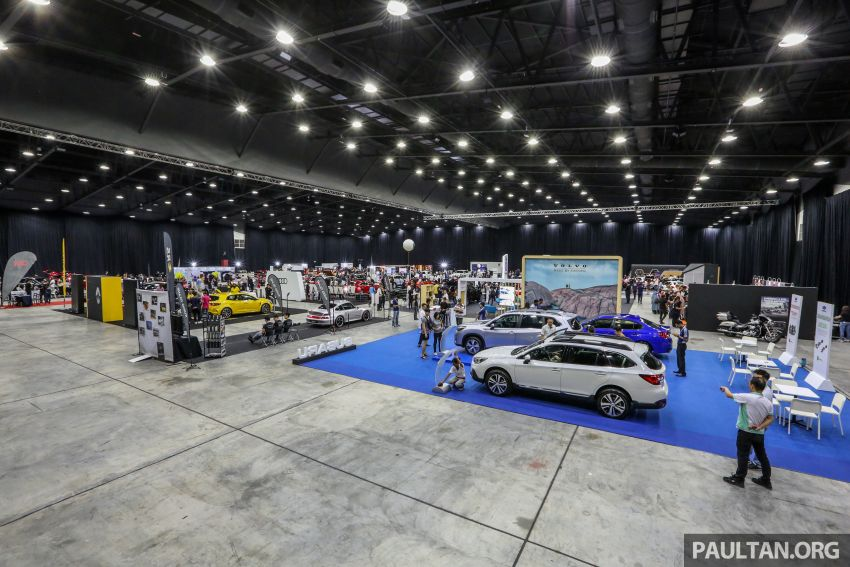 <em>paultan.org</em> PACE 2019 – 399 vehicles worth over RM91.5 million sold, 22k visitors over two days! Image #1044176