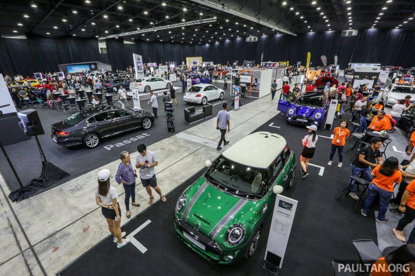 <em>paultan.org</em> PACE 2019 – 399 vehicles worth over RM91.5 million sold, 22k visitors over two days! Image #1044178