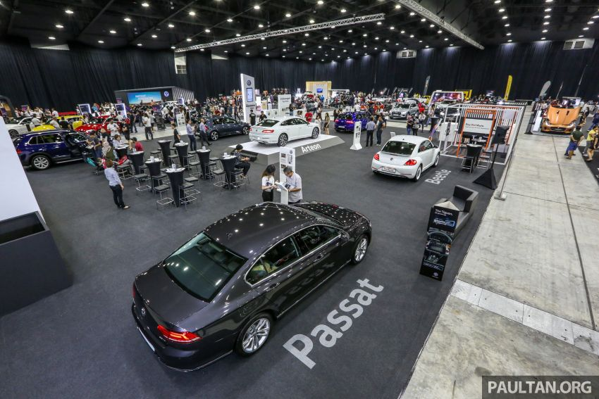 <em>paultan.org</em> PACE 2019 – 399 vehicles worth over RM91.5 million sold, 22k visitors over two days! Image #1044179