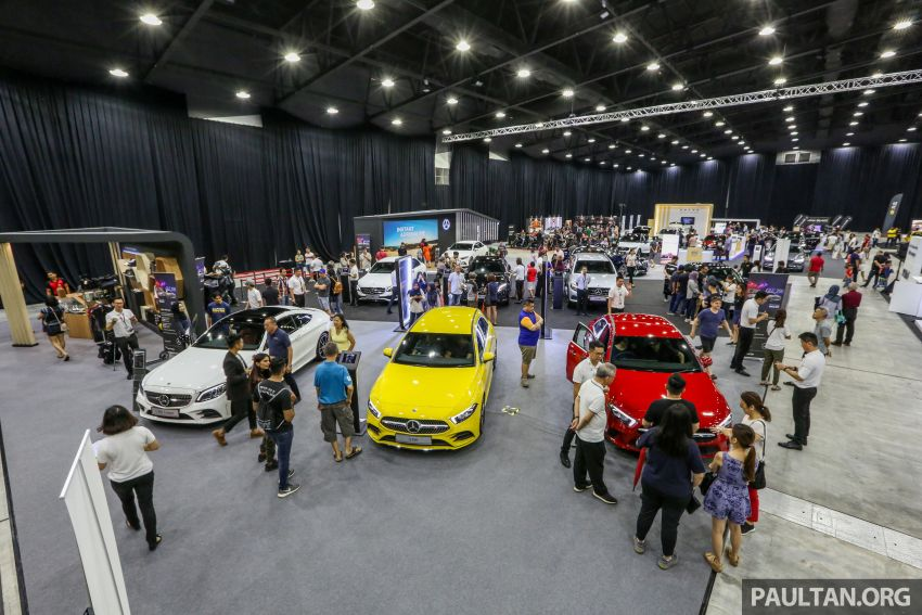 PACE 2019 – Plenty of deals on Mercedes-Benz cars at Hap Seng Star, chance to win 100g of 999.9 fine gold Image #1038886