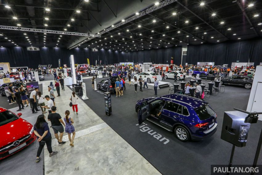 <em>paultan.org</em> PACE 2019 – 399 vehicles worth over RM91.5 million sold, 22k visitors over two days! Image #1044182