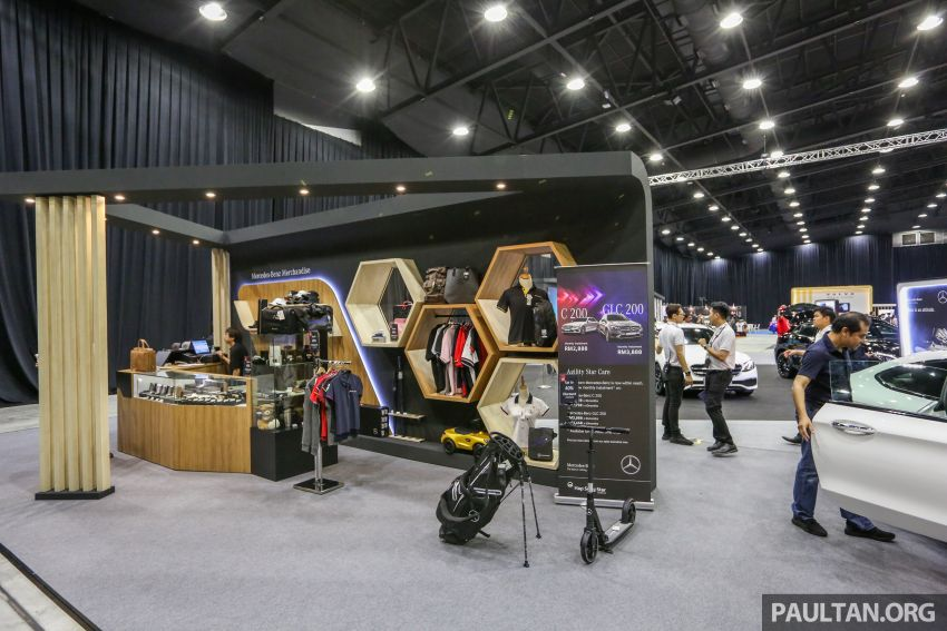 PACE 2019 – Plenty of deals on Mercedes-Benz cars at Hap Seng Star, chance to win 100g of 999.9 fine gold Image #1039419