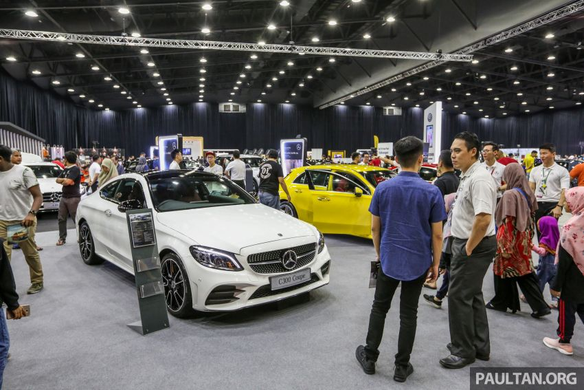 PACE 2019 – Plenty of deals on Mercedes-Benz cars at Hap Seng Star, chance to win 100g of 999.9 fine gold Image #1039421