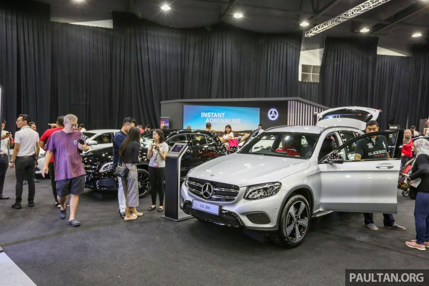 PACE 2019 – Plenty of deals on Mercedes-Benz cars at Hap Seng Star, chance to win 100g of 999.9 fine gold Image #1039423