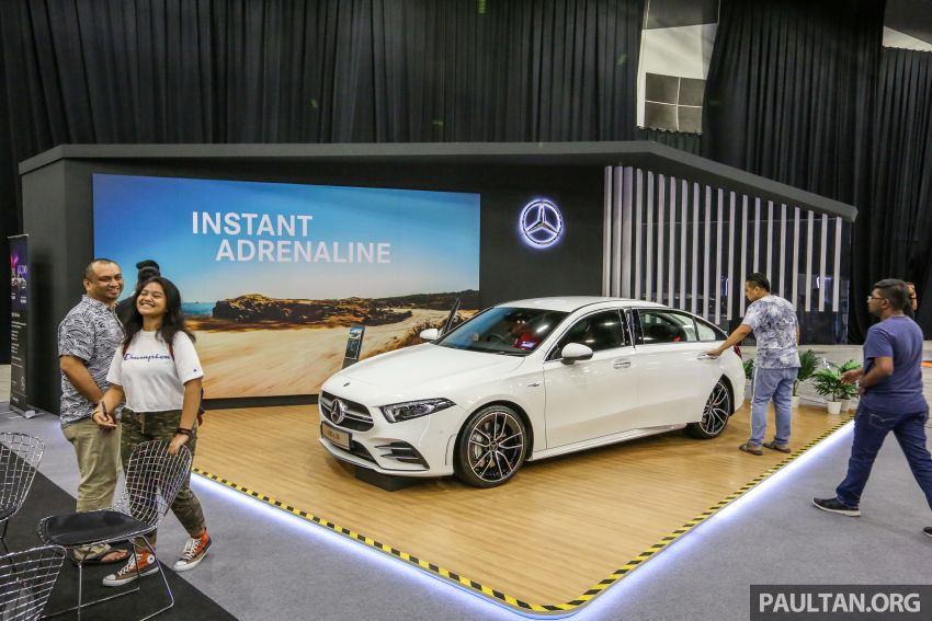 PACE 2019 – Plenty of deals on Mercedes-Benz cars at Hap Seng Star, chance to win 100g of 999.9 fine gold Image #1039424