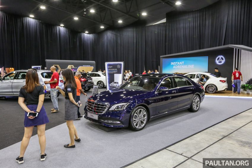 PACE 2019 – Plenty of deals on Mercedes-Benz cars at Hap Seng Star, chance to win 100g of 999.9 fine gold Image #1039425
