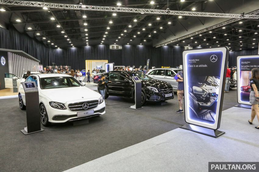 PACE 2019 – Plenty of deals on Mercedes-Benz cars at Hap Seng Star, chance to win 100g of 999.9 fine gold Image #1039426