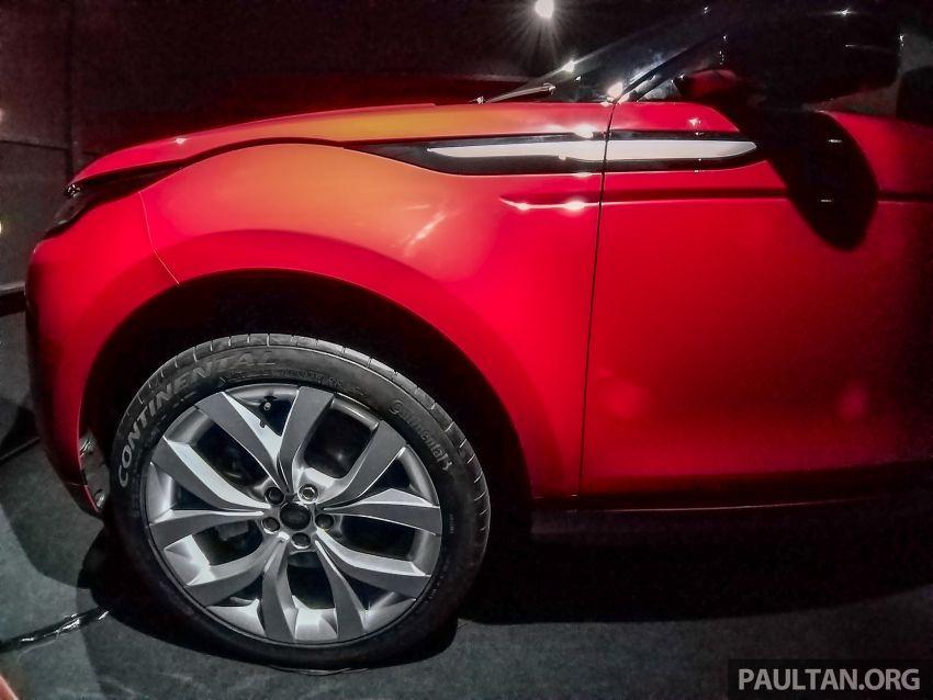 Range Rover Evoque generasi kedua dipertonton di Malaysia di PACE 2019 – lancar pada Q1 2020 Image #1038826
