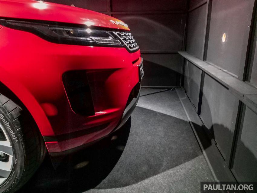 Range Rover Evoque generasi kedua dipertonton di Malaysia di PACE 2019 – lancar pada Q1 2020 Image #1038808
