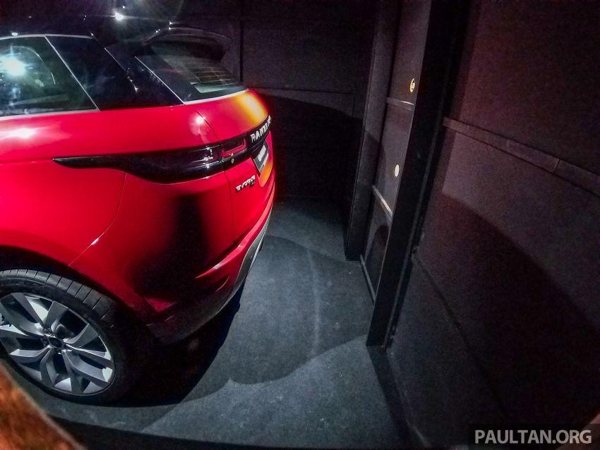 Range Rover Evoque generasi kedua dipertonton di Malaysia di PACE 2019 – lancar pada Q1 2020 Image #1038819