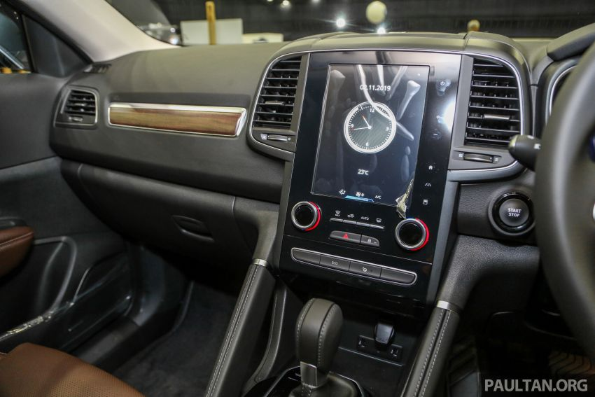 2019 Renault Koleos facelift previewed in Malaysia – two 2.5L variants available; pricing from RM180k Image #1038795