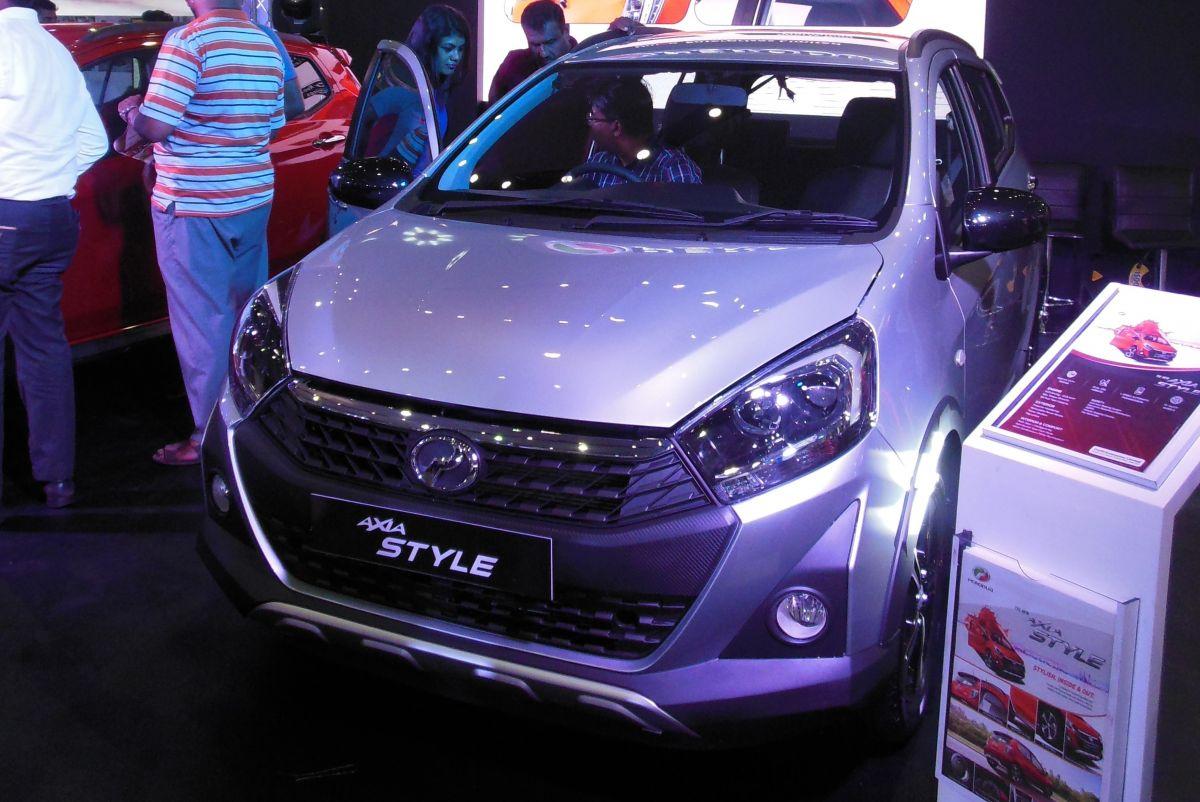 2019 Perodua Axia Style launched in Sri Lanka: RM89k